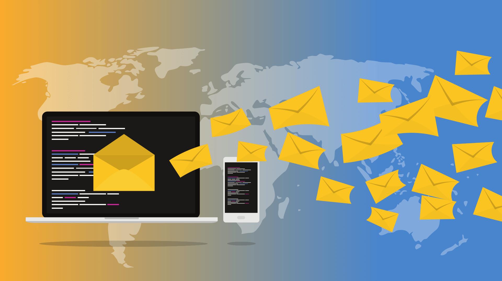 プライバシーを守るための匿名メールサービス