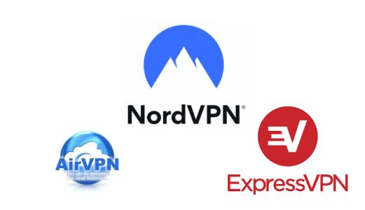 おすすめVPN比較!NordVPN vs ExpressVPN vs AirVPN